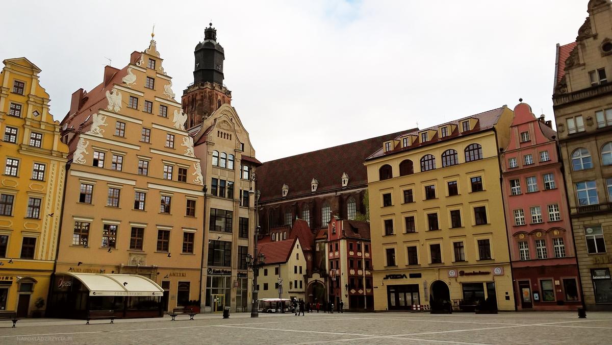 Wrocław weekend co zobaczyć Jaś i Małgosia