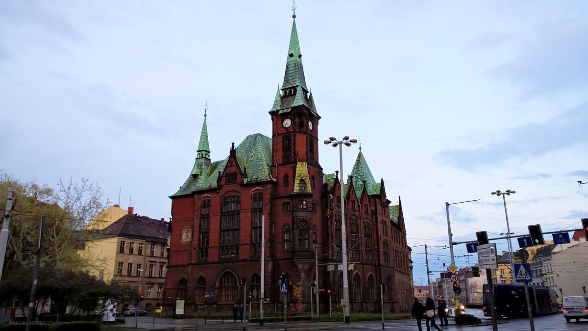 Wrocław weekend co zobaczyć Biblioteka Uniwersytecka