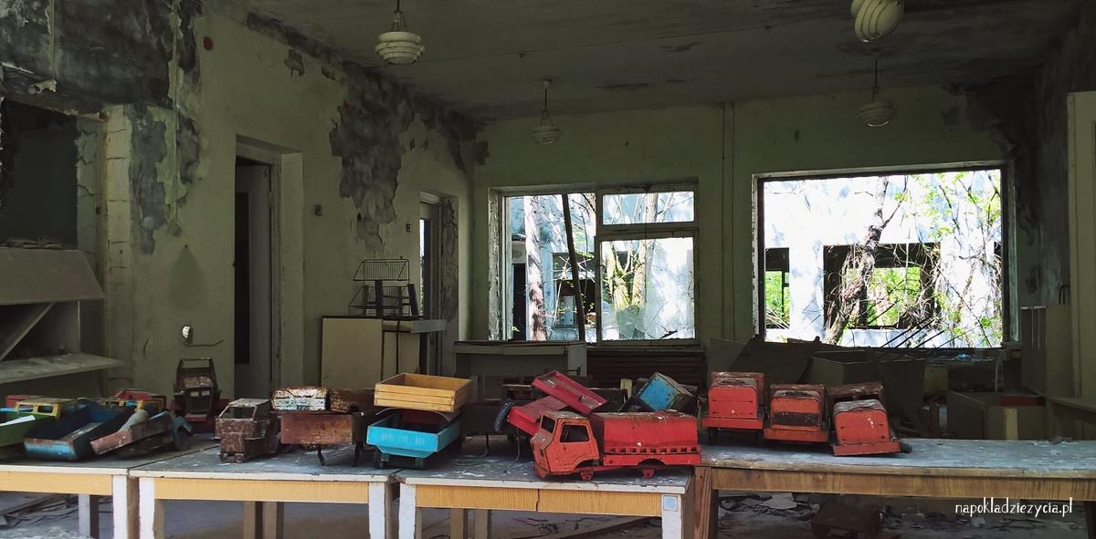 Czarnobyl: wycieczka z Ukrainian Web