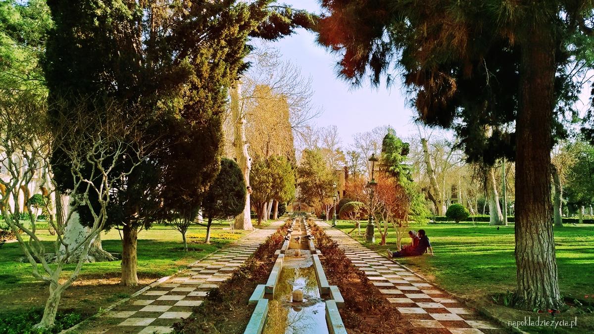 Pałac Golestan, Teheran, Iran