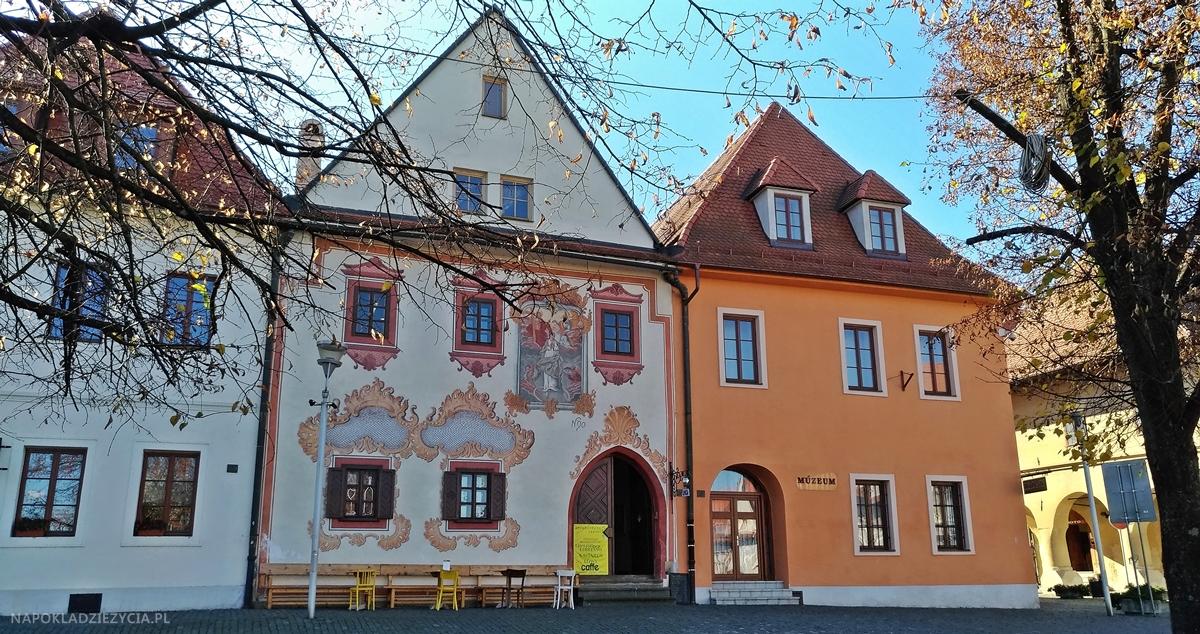 Bardejów, Słowacja: atrakcje, rynek