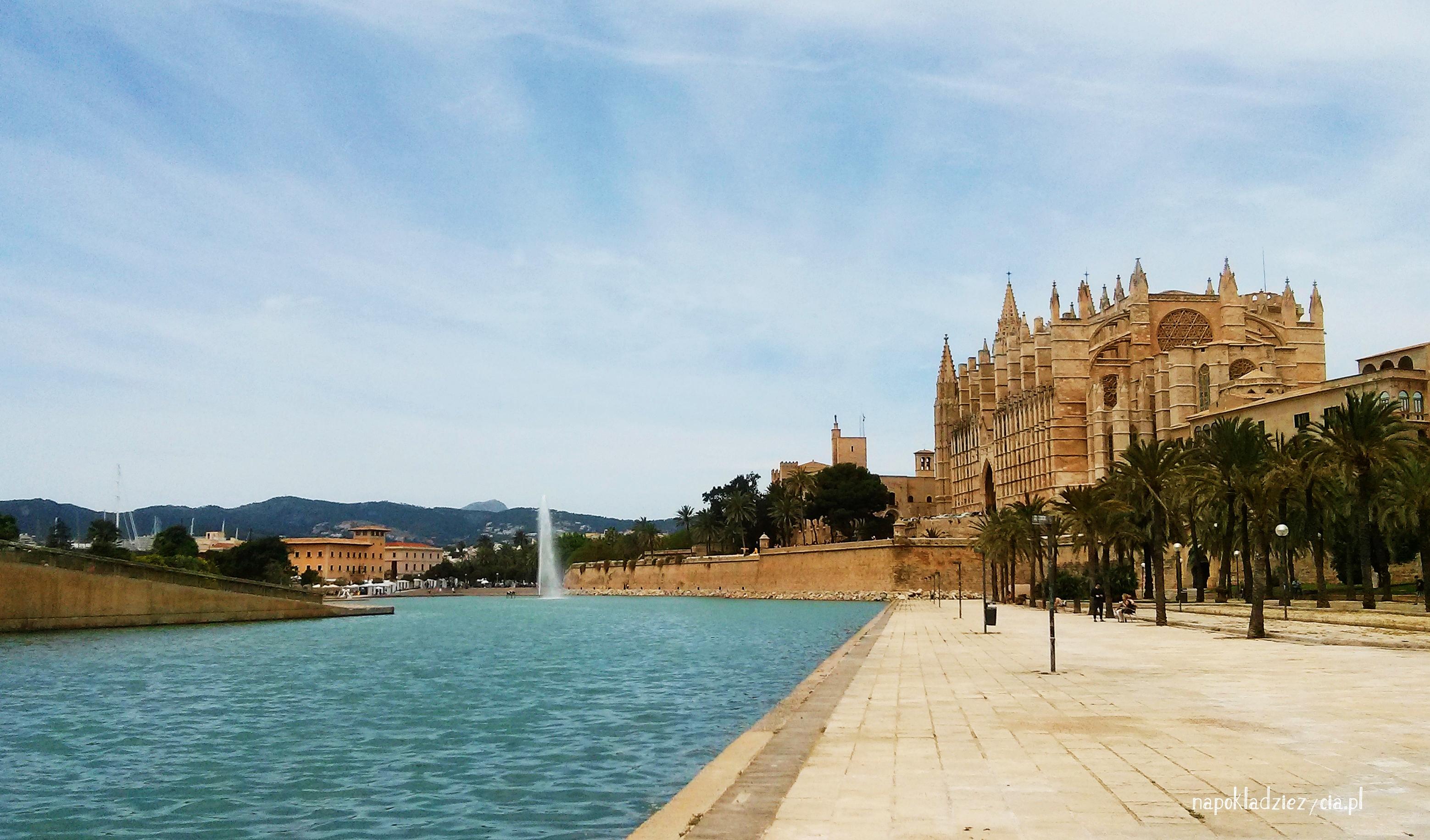 Majorka na weekend: zaręczyny w Palma de Mallorca