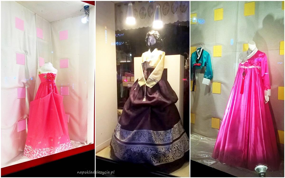 Daegu, Korea Południowa: koreańskie suknie ślubne