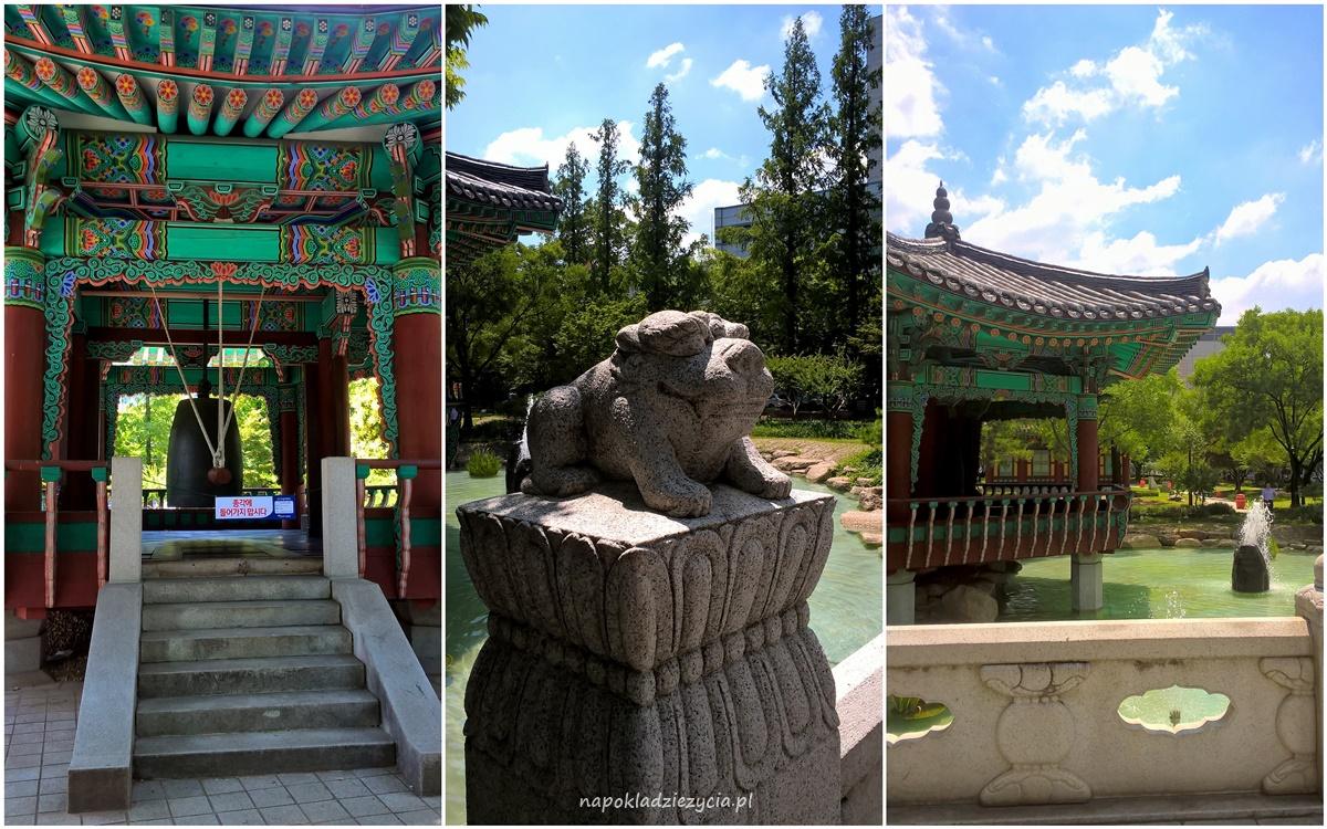 Zwiedzanie Daegu darmowe atrakcje (Korea Południowa)