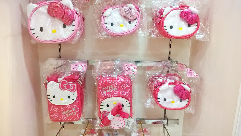 co zobaczyć Seul Hello Kitty Cafe
