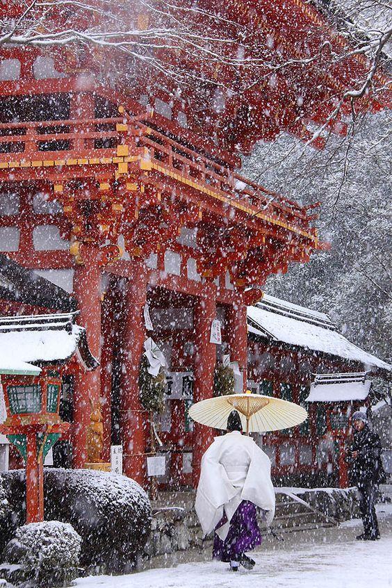 5 podróżniczych celów Japonia