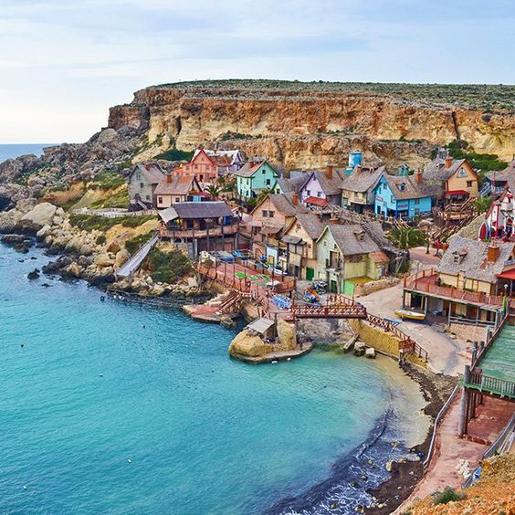 5 podróżniczych celów Malta