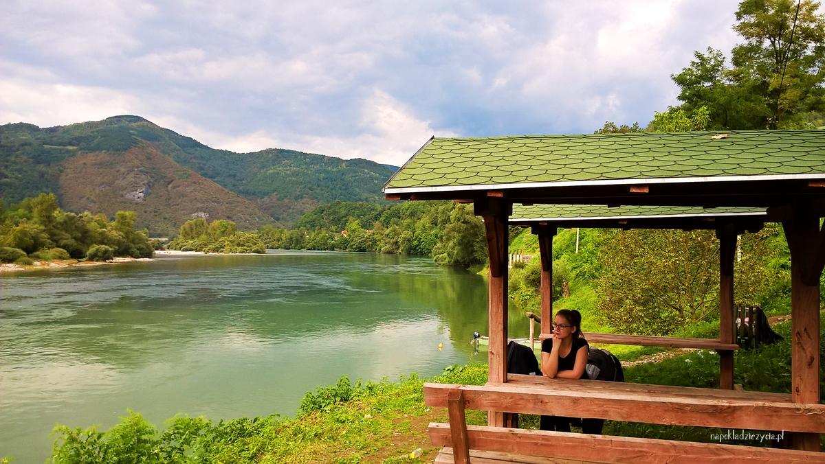 Co zobaczyć w Serbii: domek na Drinie