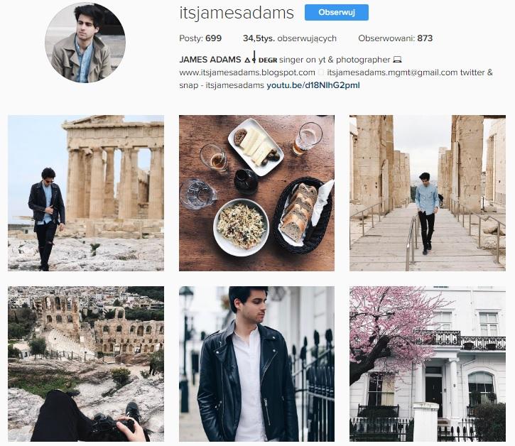 Inspiracje instagram
