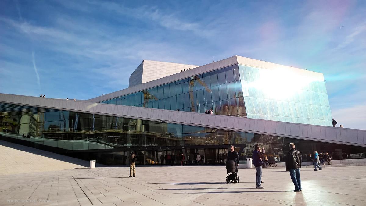 Oslo na weekend atrakcje