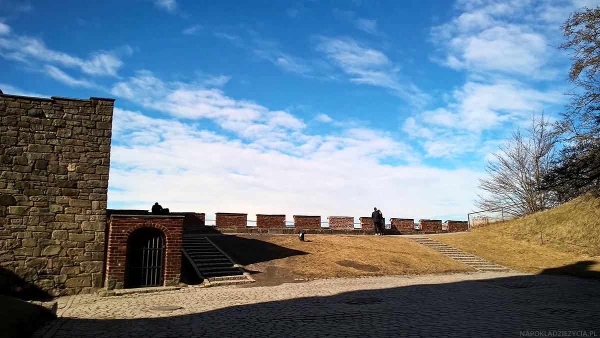 Oslo twierdza Akershus