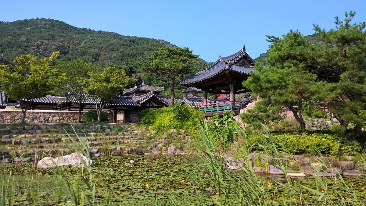 SHILLA MILLENNIUM PARK Gyeongju
