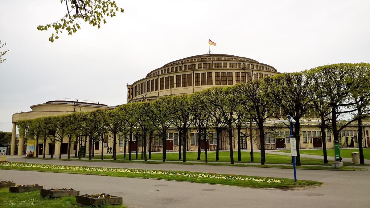 Co zobaczyć Wrocław Hala Stulecia