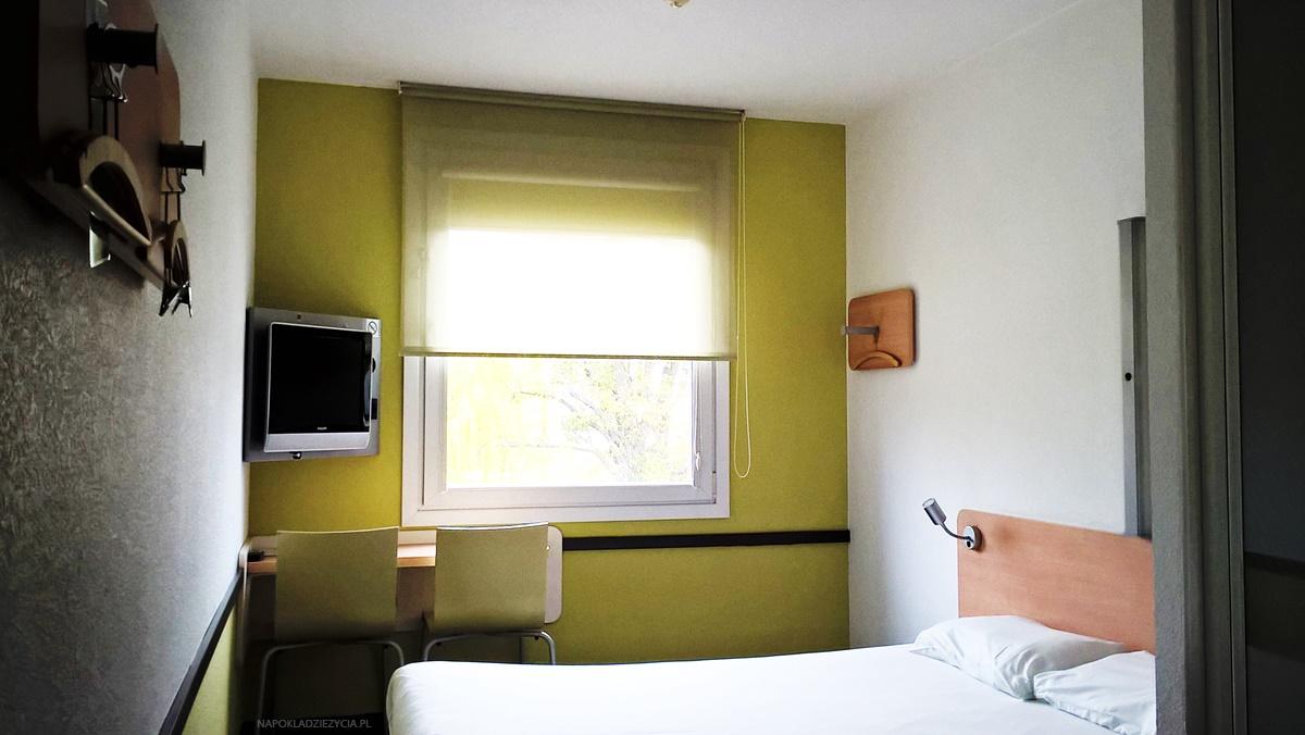 Wrocław na weekend: pokój w hotelu Ibis Budget Wrocław Południe