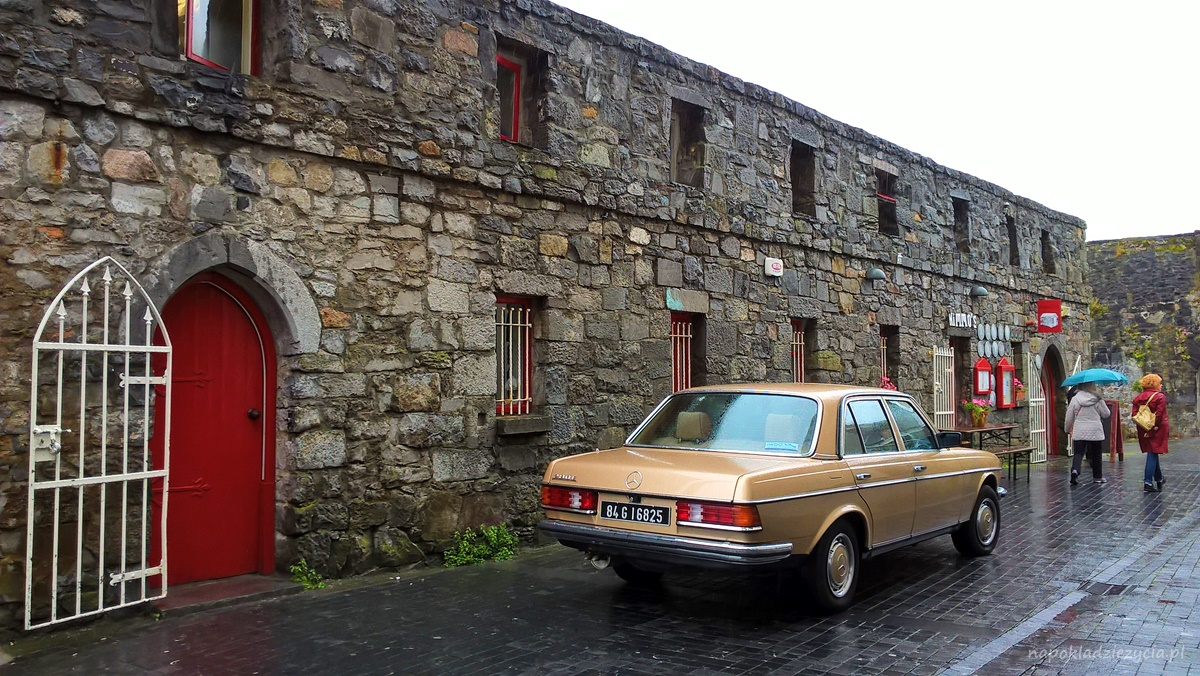 Irlandia, Galway: co zobaczyć w jeden dzień: architektura