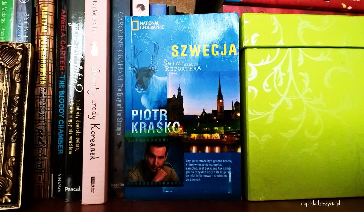 Ulubieńcy września: Świat według reportera: Szwecja Piotr Kraśko