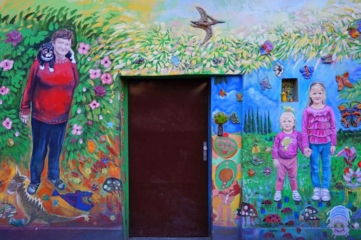 Kolorowe miejsca na świecie: Polska