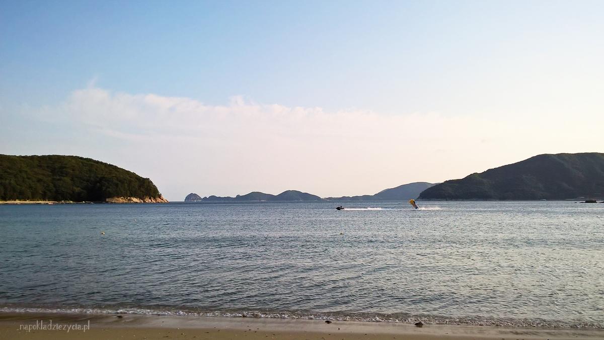 Plaża Gujora, Wyspa Geoje, Korea Południowa