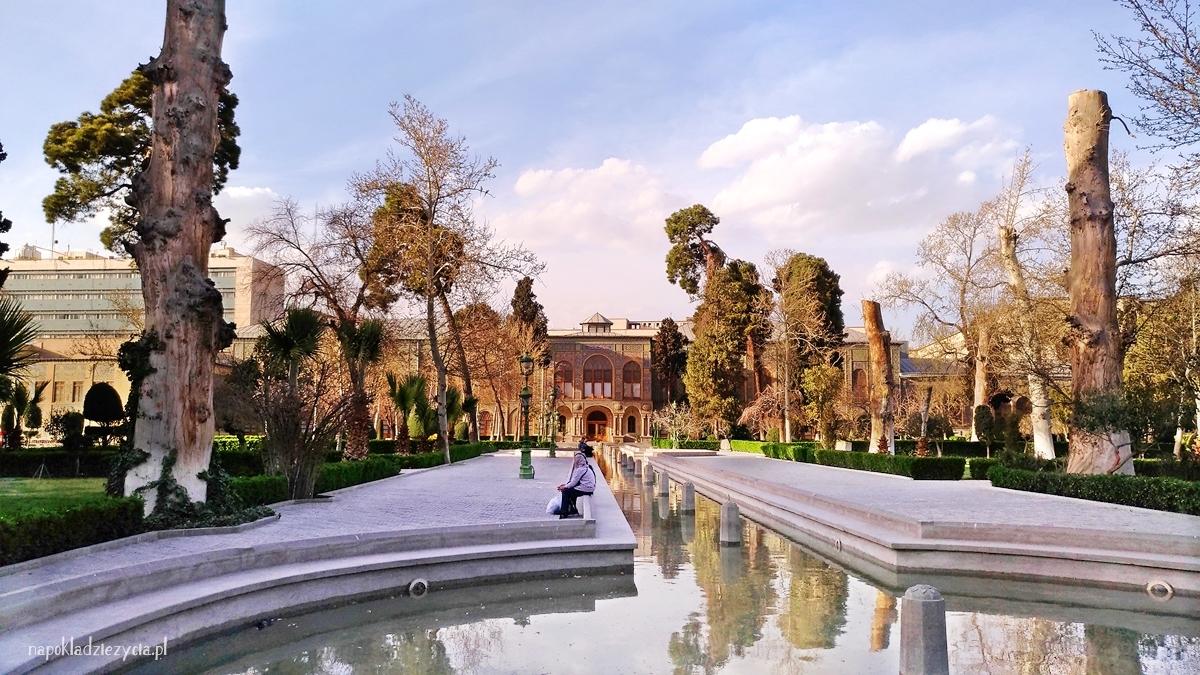 POWIEW ORIENTU: PAŁAC GOLESTAN W TEHERANIE, IRAN