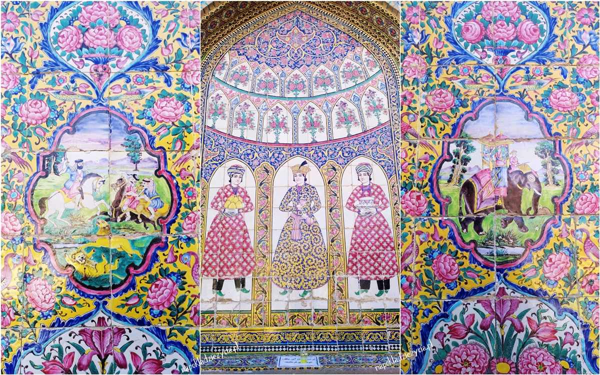 Ogród Naranjestan, Qavam House, Shiraz, Iran