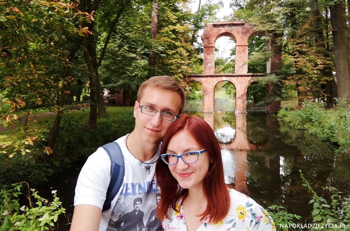 POMYSŁ NA WOLNE POPOŁUDNIE WE DWOJE: PARK ROMANTYCZNY ARKADIA