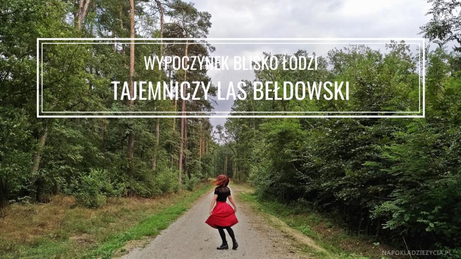 las Bełdowski: miejsce na wypoczynek i złapanie oddechu blisko Łodzi