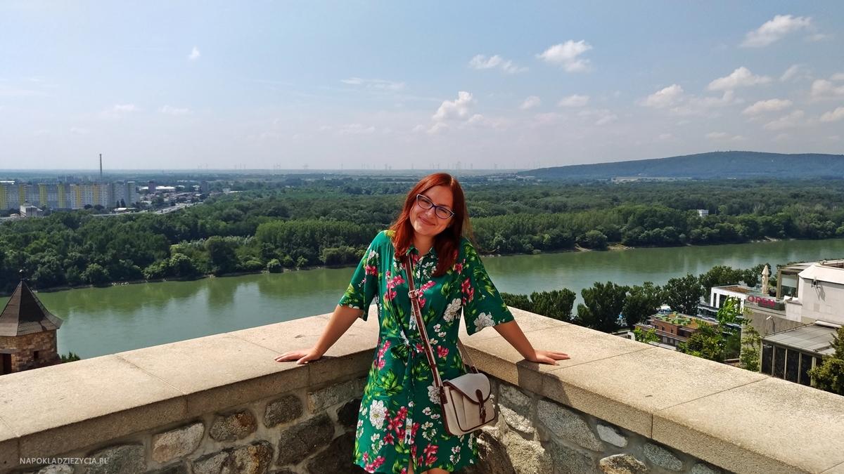 Zamek w Bratysławie (Słowacja), Irmina Liczbik