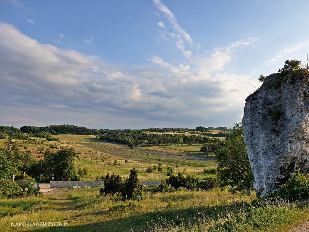 Najpiękniejsze zamki Szlaku Orlich Gniazd, trasa samochodowa: Zamek Mirów