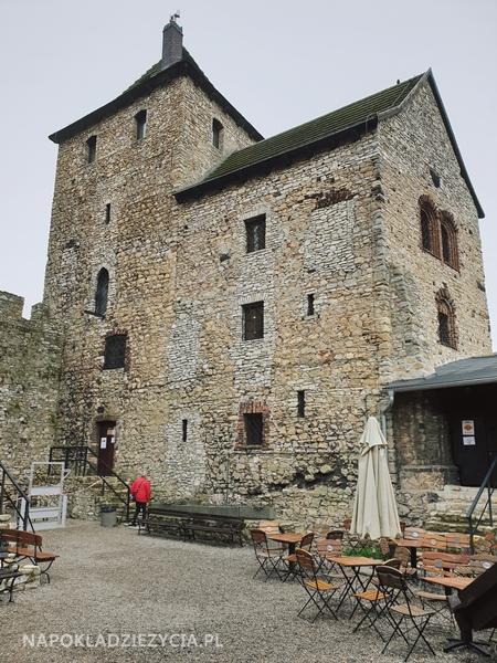 Najpiękniejsze zamki Szlaku Orlich Gniazd, trasa samochodowa: Zamek w Będzinie