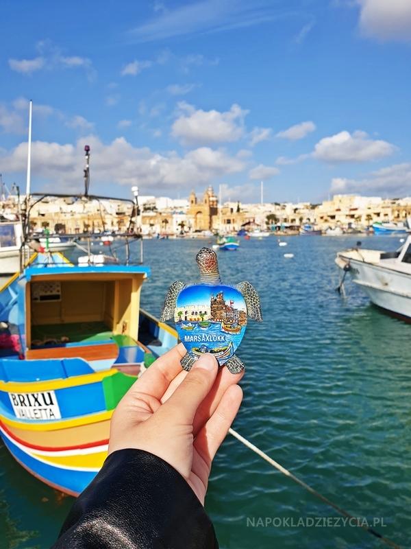 Magia na Malcie: Marsaxlokk, wioska rybacka