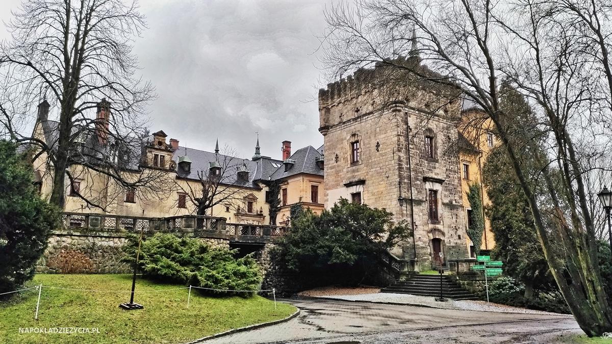 Zamek Kliczków: zwiedzanie i opinia
