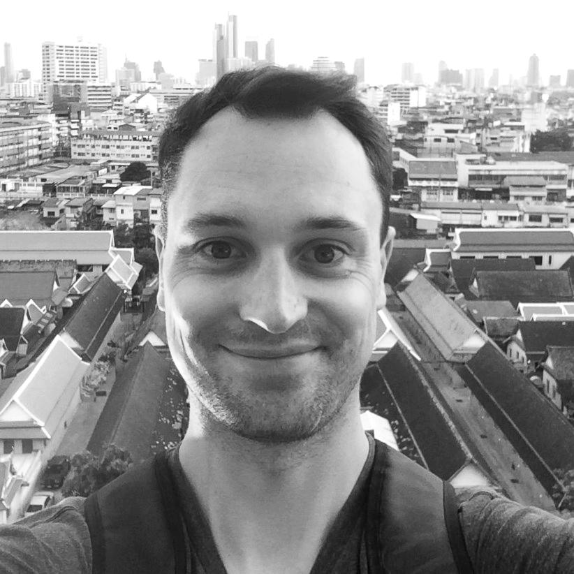 Zabawne historie z podróży: Wojciech z bloga Conscious Traveler