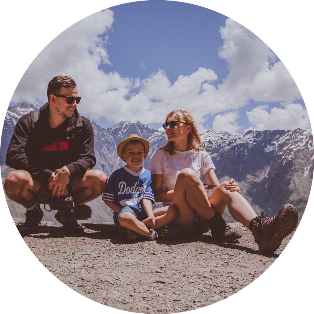 Śmieszne historie z wakacji: Rodzina Nomadów