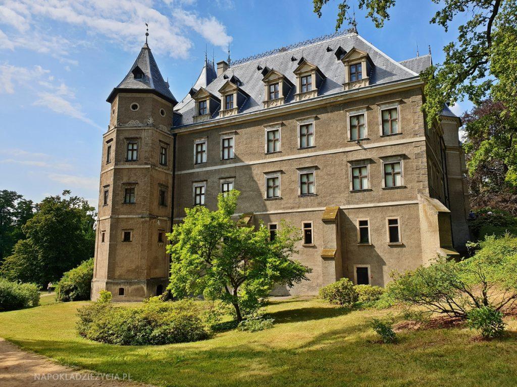Zamek w Gołuchowie: zwiedzanie, wnętrza, zdjęcia, opinia