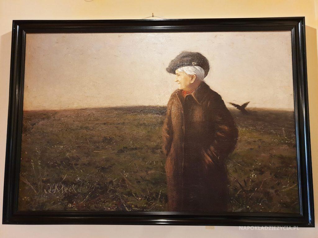 Dworek Marii Dąbrowskiej w Russowie: obraz