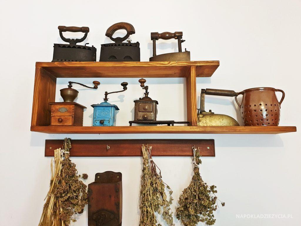 Dworek Marii Dąbrowskiej w Russowie: kuchnia